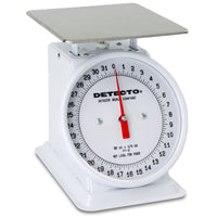 Detecto PT Series 6-In Top Loading Fixed Dial Scale