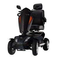 EV Rider Vita Sport S12S Electric 4-Wheel Mobility Scooter