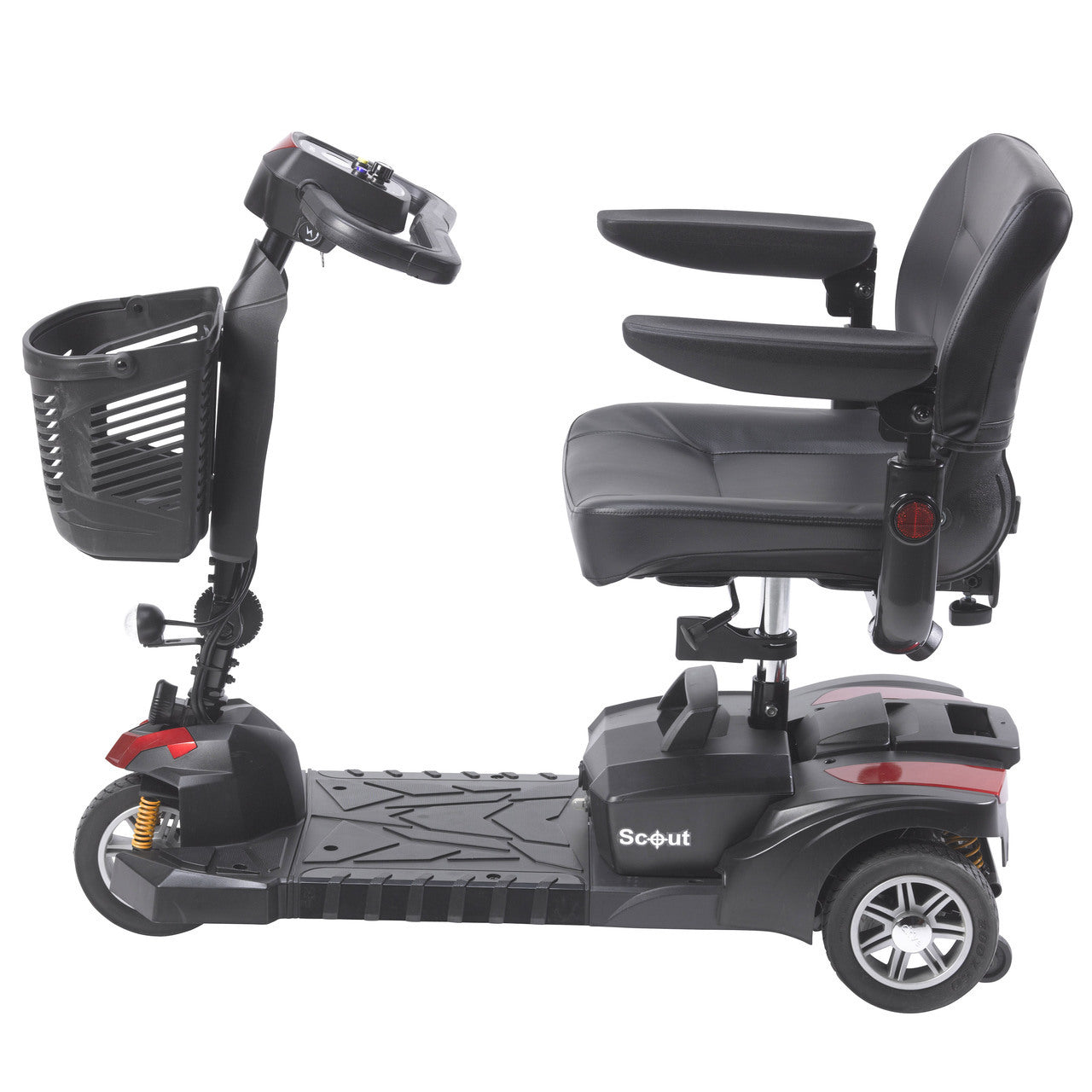 Drive Scout DST 3-Wheel Travel Scooter