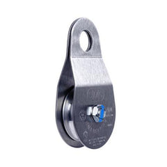 "PMI® SMC/RA 2"" Pulley, Stainless Steel Side Plates, Ball Bearing, NFPA-L"
