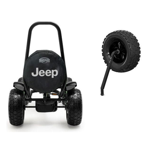 BERG Jeep 400 Off-Road Spare Wheel