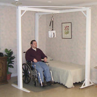 Handicare T-Shape 3-Post Bedroom System