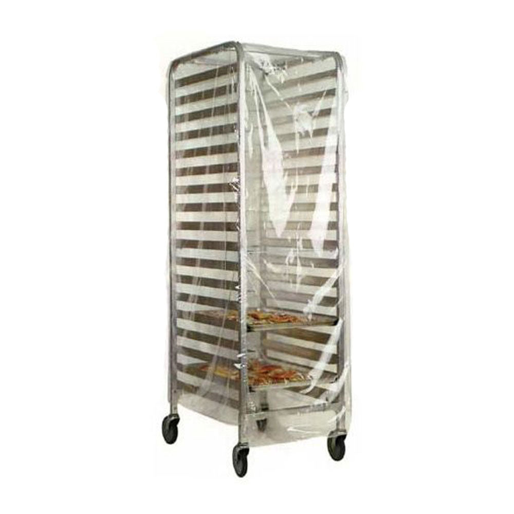 PVI Food Service Pan Rack Clear Cover