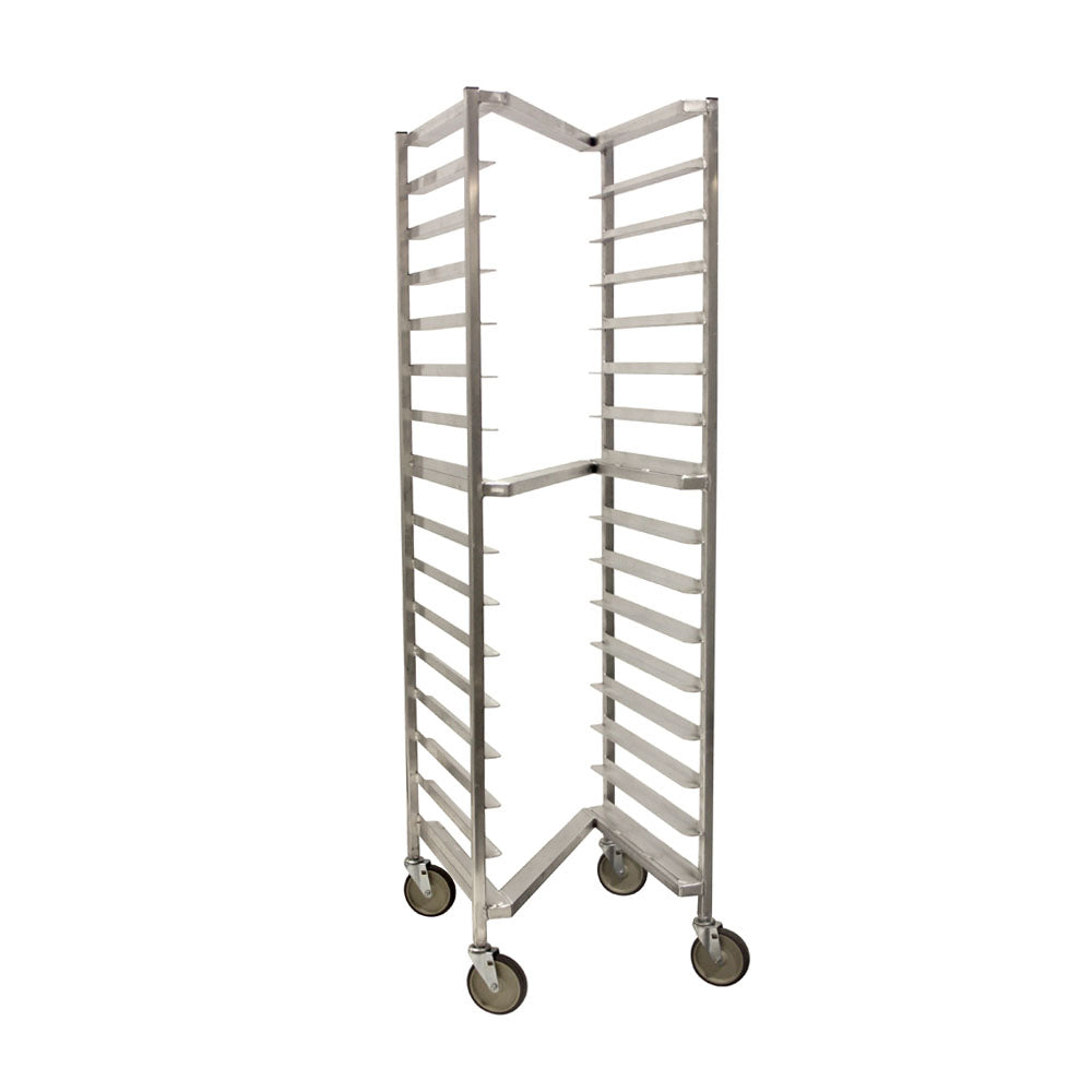 "PVI Food Service W–Series ""Z"" Type Nesting Pan Rack"