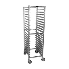 PVI Food Service W-Series Welded and Knock Down Pan Rack (Side Load)