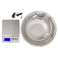 Detecto WPS12UT Digital Wet Diaper Scale with Utility Bowl