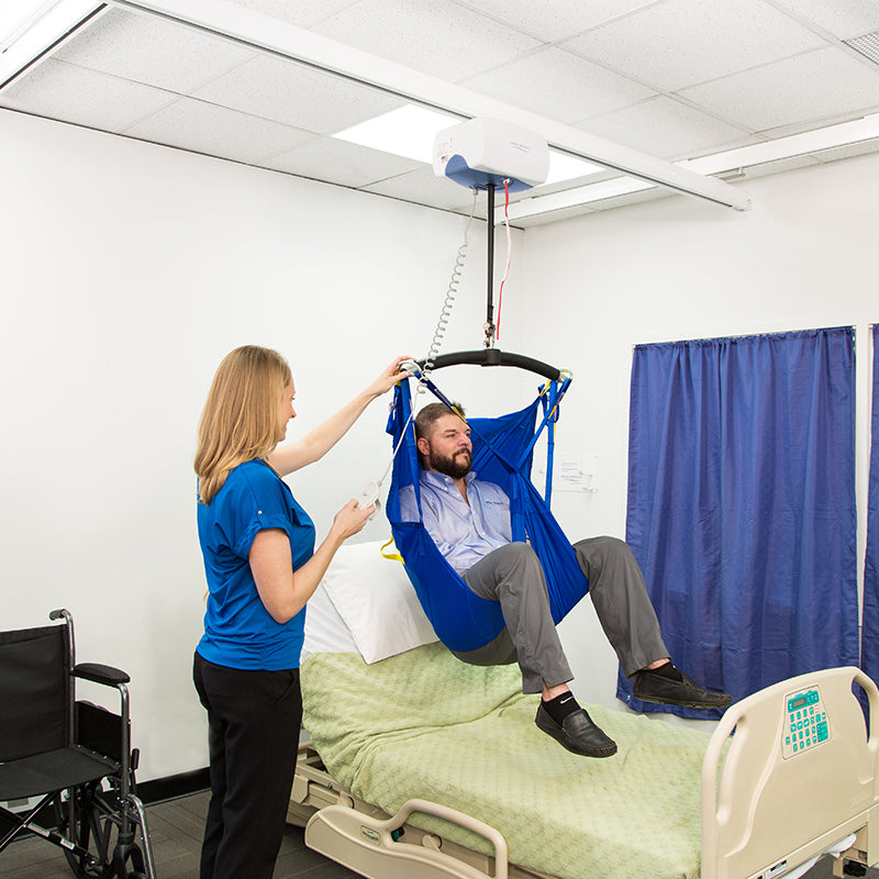 Track System Components for Handicare Medical Portable or Fixed Ceiling Lifts
