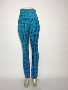 Seafoam Cascade Leggings MD
