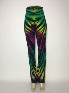 Rasta Leggings XL
