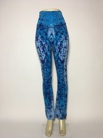 Baby Blue Yoga Pants MD