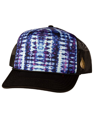 Electric Blue Trucker Hat