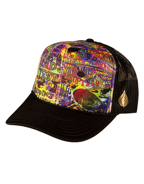 Acid Test Trucker Hat