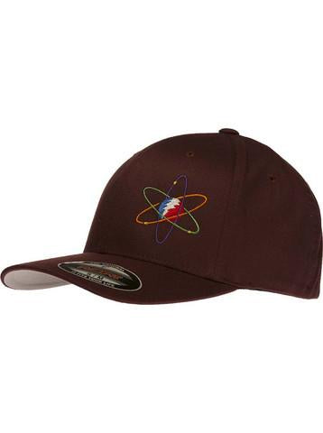 Psychatomic Hat - Burgundy