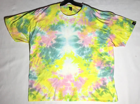 Light Pastel Rasta 3X