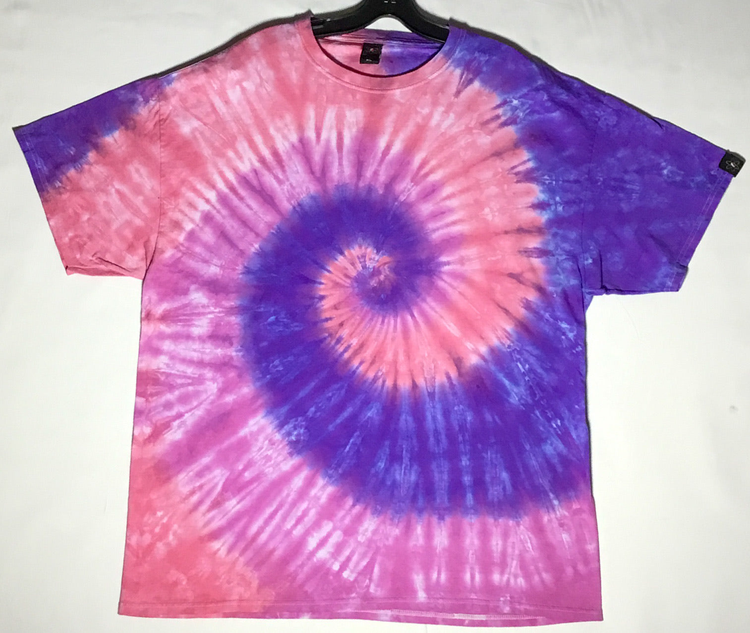 Cotton Candy Pastel Spiral XL