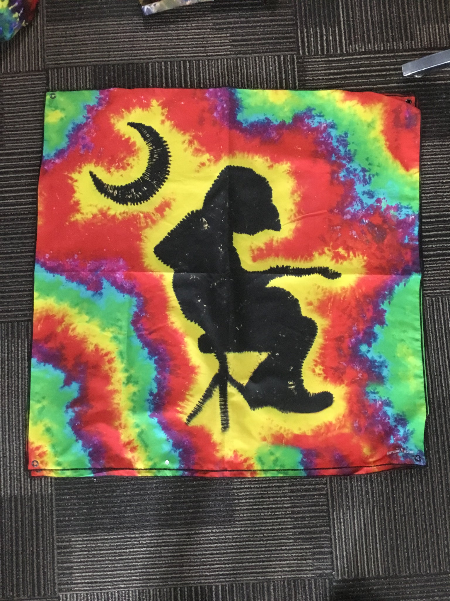 WIDESPREAD PANIC, Jammin On Tapestries, Dye-Sub