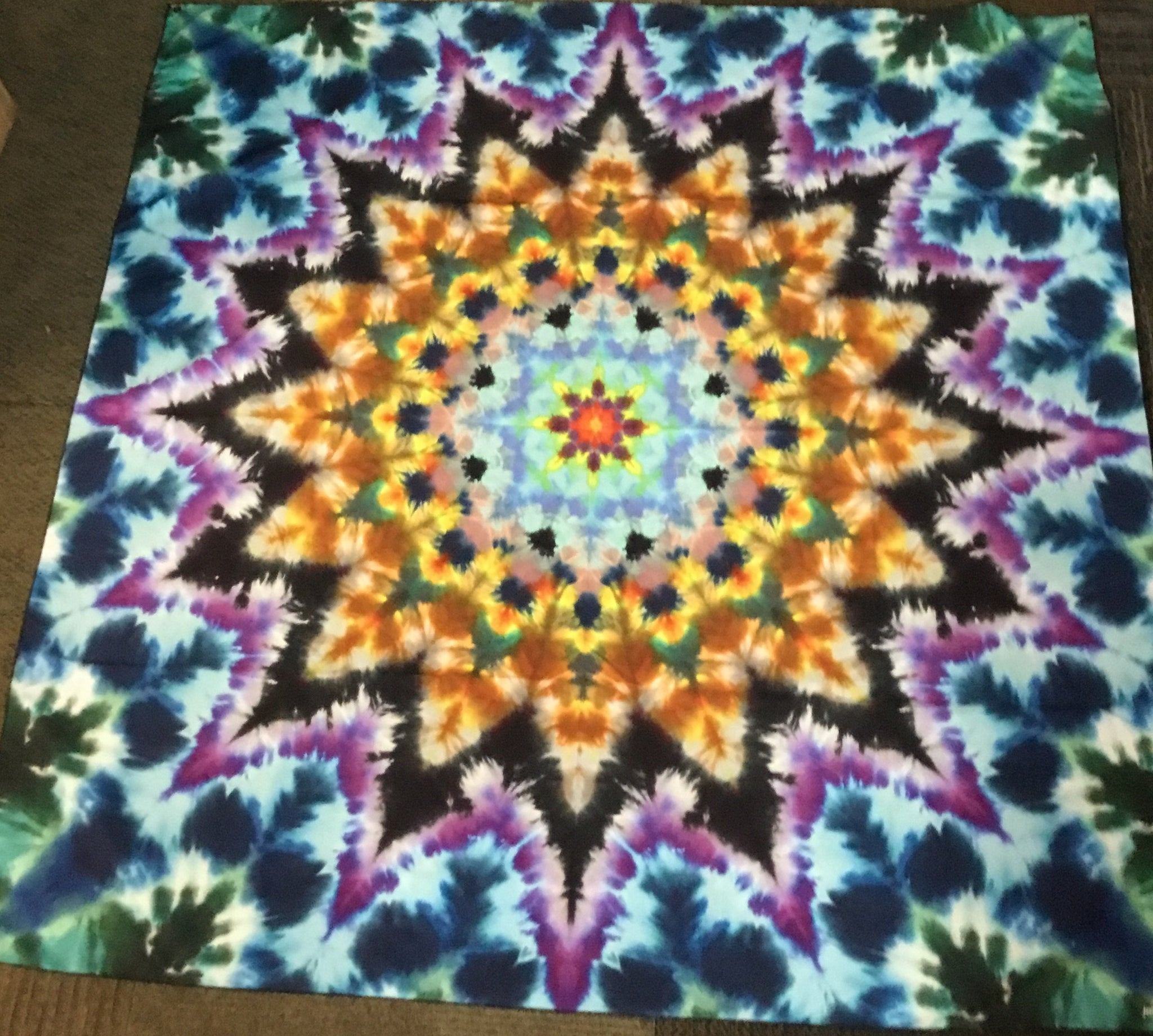 Jammin On Tapestries, Dye-Sub, SUPER NOVA