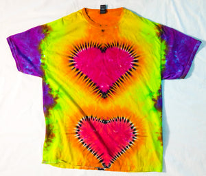 Jammin Double Heart XL