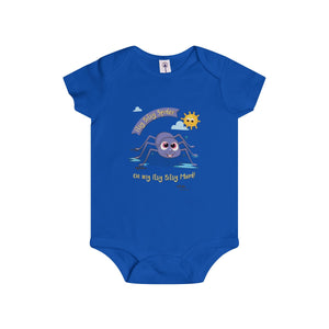 Itsy Bitsy Spider Infant Onesie - 4 Colors