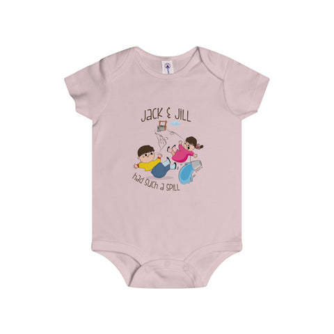 Jack & Jill Infant Onesie - 3 Colors