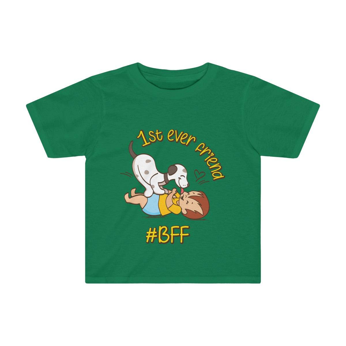 First BFF Toddler Tee