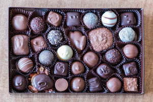 Box of Chocolates - Assorted - 1lb