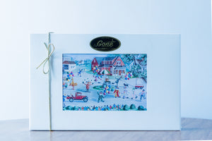 Osterville Post Card Chocolate Box