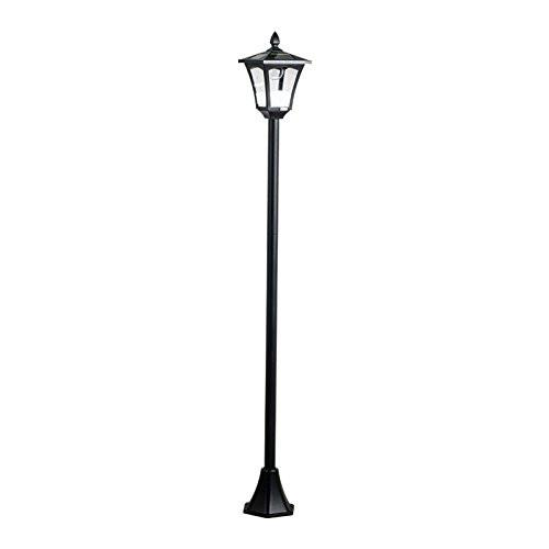 Kanstar 65'' Solar Powered Vintage Street Lamp Post
