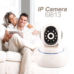 Wireless Wifi IP Security Camera 960P Indoor Home Surveillance System Baby Pet Monitor 2 Way Audio, Day/Night Vision Webcam