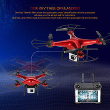 DM DM106 Drone WIFI FPV RC Quadcopter with 720P Camera Altitude Hold RTF