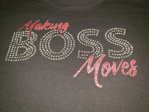 BOSS MOVES PINK SALE!!!
