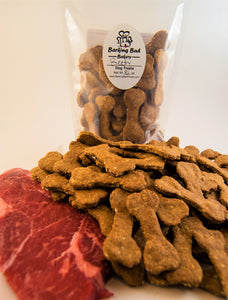 Beefy Dog Treats