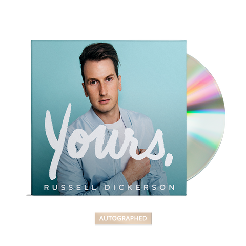 Yours Autographed CD