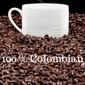 Fresh Roasted - 100% Colombian