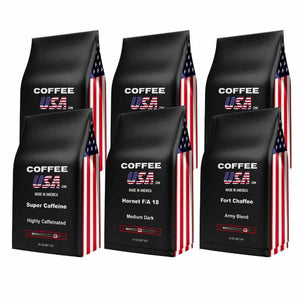 6 Month Coffee USA Subscription