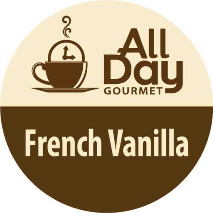 French Vanilla - Single Cups