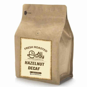 Hazelnut Decaf - Fresh Roasted