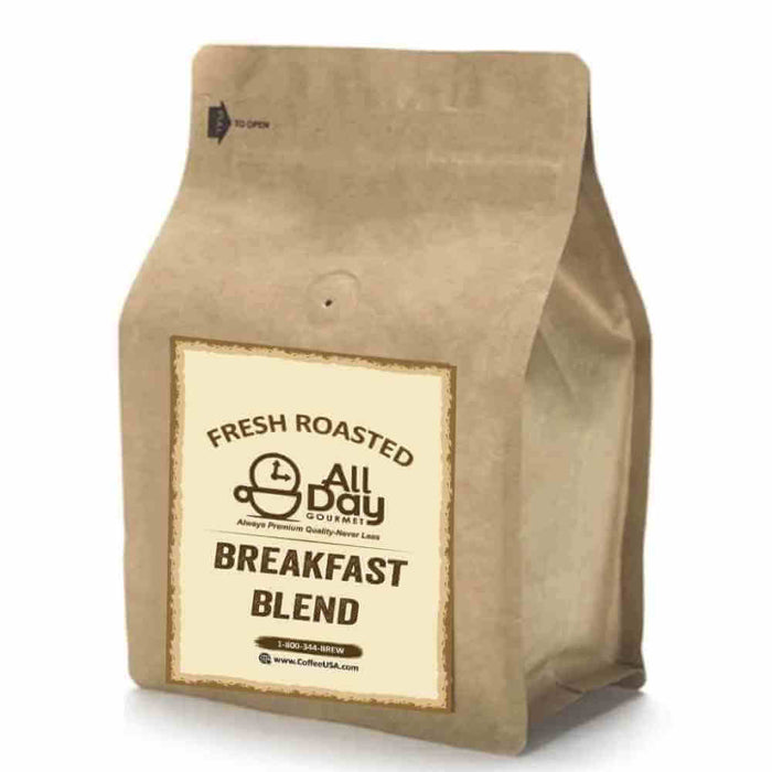 Breakfast Blend - Fresh Roasted