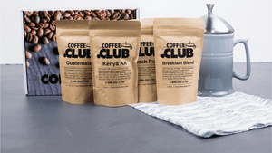 Coffee Club Sampler