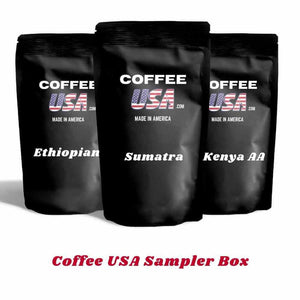 Coffee USA Sampler Box