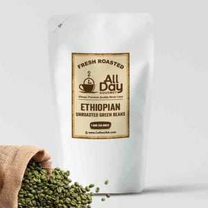 Ethiopian Raw Green Beans