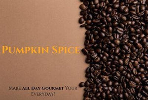 All Day Gourmet Fresh Roasted Coffee - Pumpkin Spice - Coffee Wholesale USA