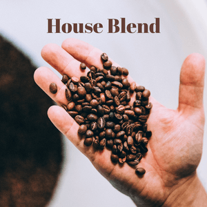Fresh Roasted Beans - House Blend
