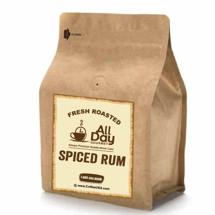 Spiced Rum - Fresh Roasted