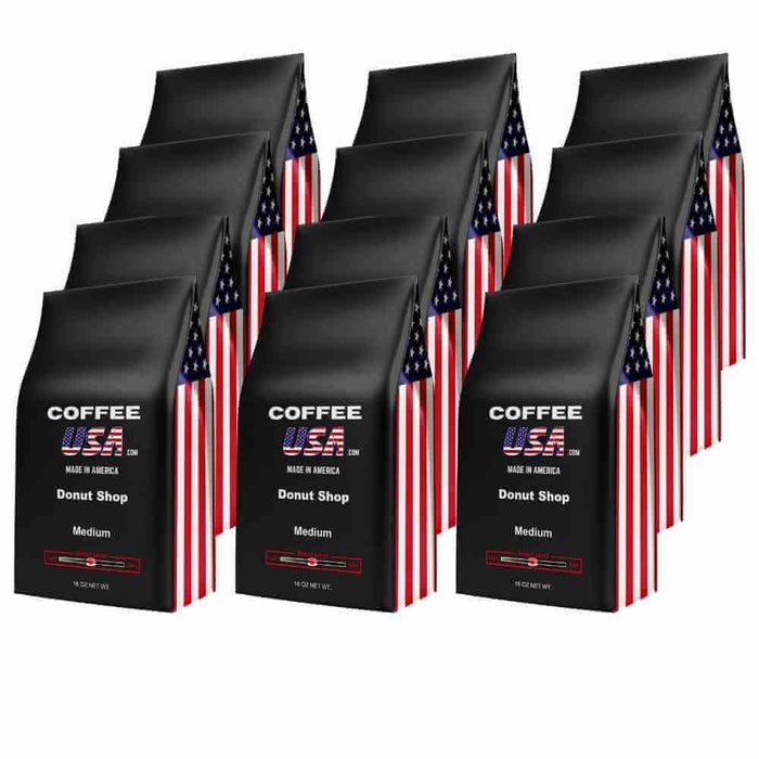 12 Month Subscription by Coffee USA