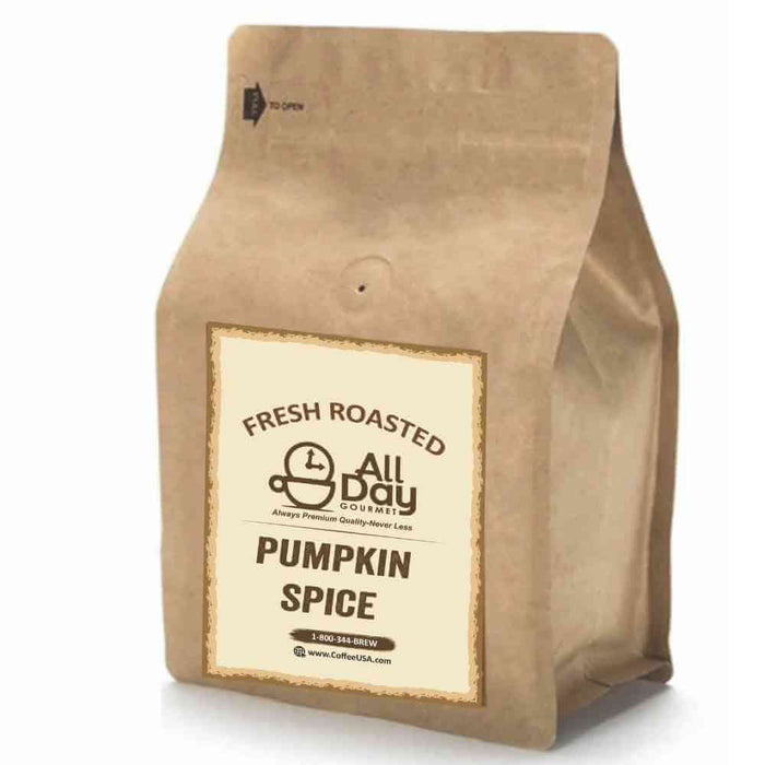Pumpkin Spice Blend - Fresh Roasted Coffee - Pumpkin Spice
