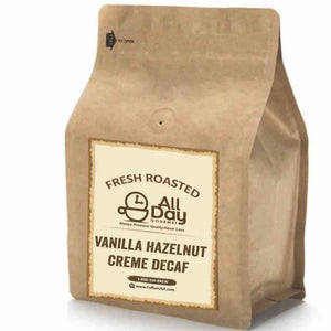 Vanilla Hazelnut Creme Decaf - Fresh Roasted