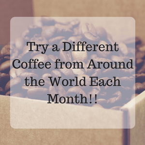 Roasters Choice - Coffee of the Month Club