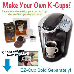 EZ Cup 2.0 Disposable K Cup Filters 100 Count