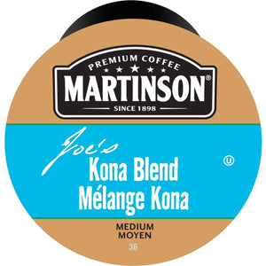 Martinson Coffee RealCups - Joe's Kona Blend